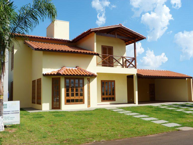 Construção casa material obra 3