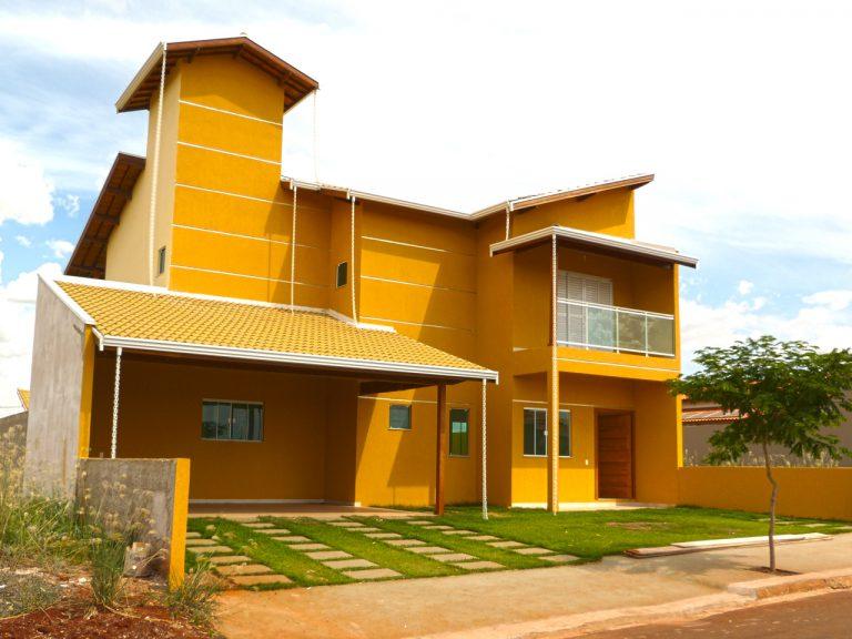 Construção casa material obra 16