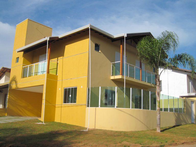 Construção casa material obra 17