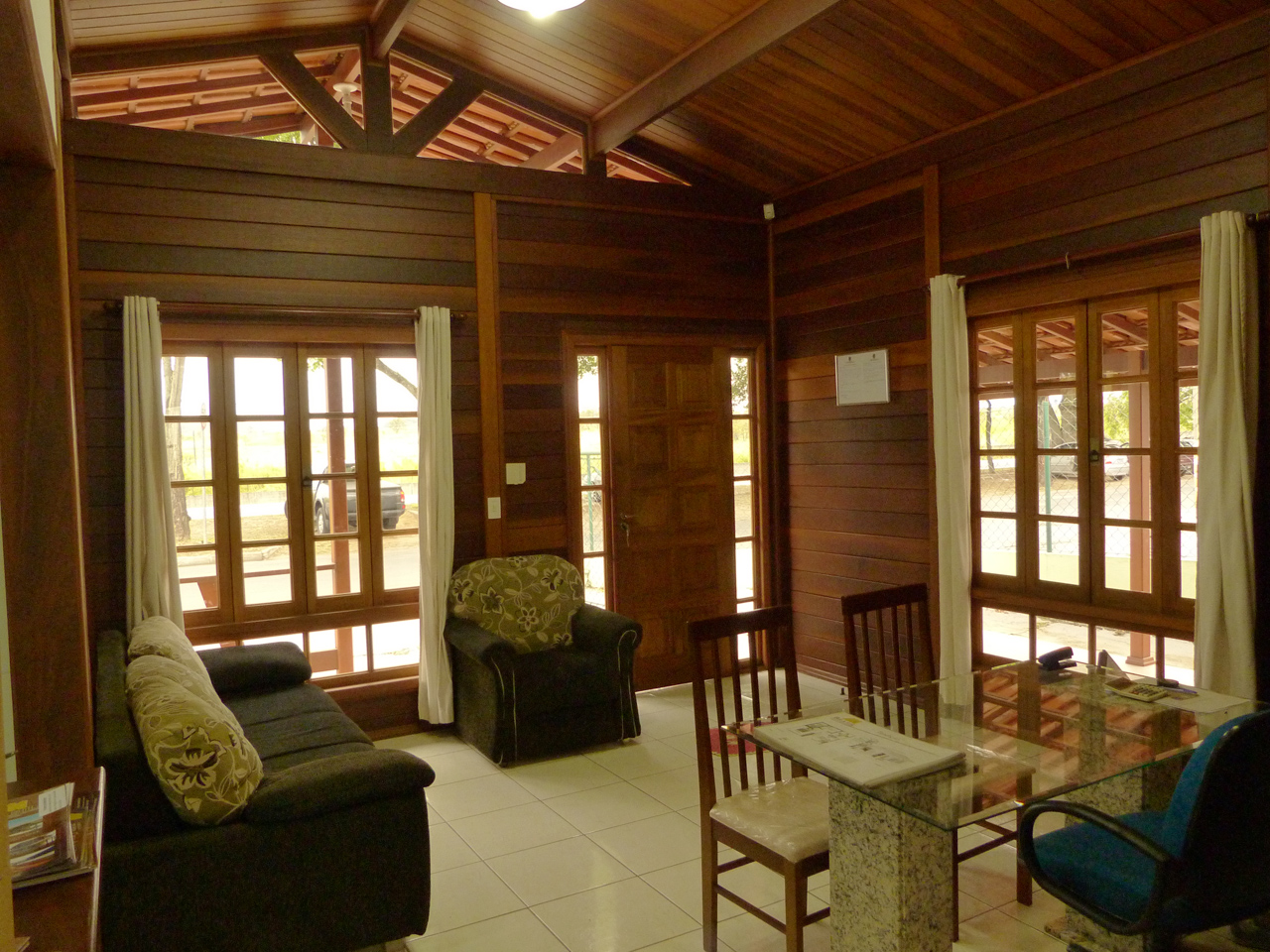 Construtora de casas de madeira casas pr fabricadas - Casa de fotos ...