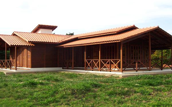 mitos sobre casas de madeira pré-fabricadas
