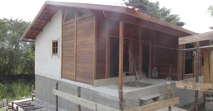 casa mista pré-fabricada em Tremembé – SP