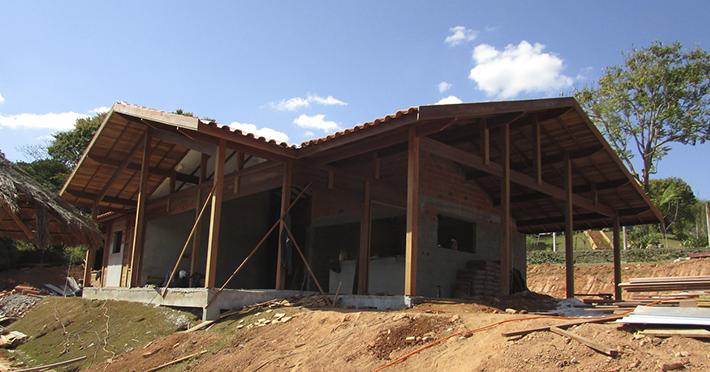 casa pré-fabricada em Itatiba – SP