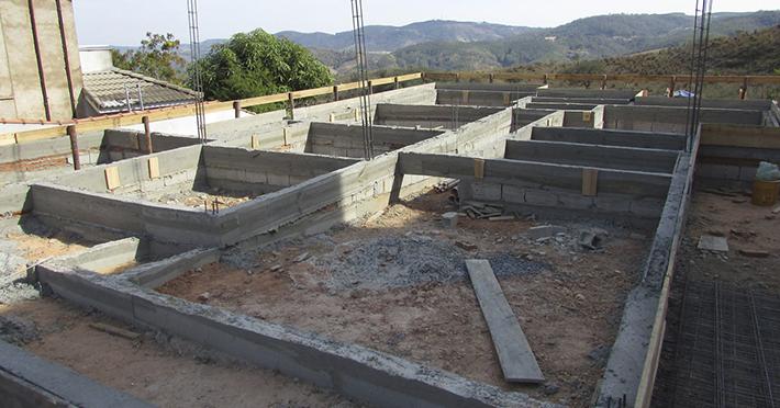 casa pré-fabricada em Monte Alegre do Sul – SP