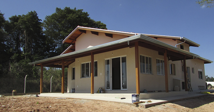 casa de alvenaria pré-fabricada em Campinas – SP