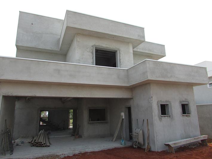 casa de alvenaria pré-fabricada em Taubaté – SP