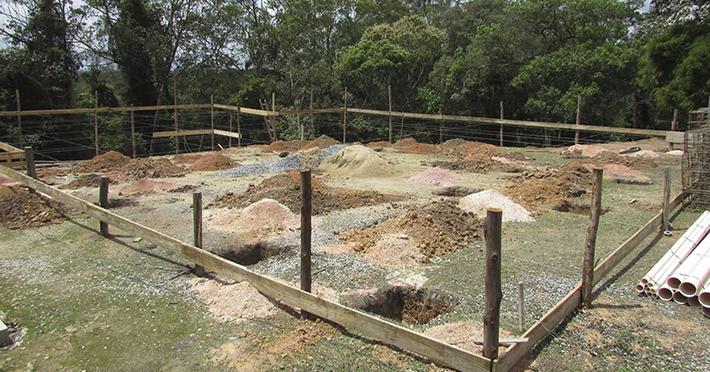 Projeto de 203,20m² com execução em Itapecerica da Serra – SP