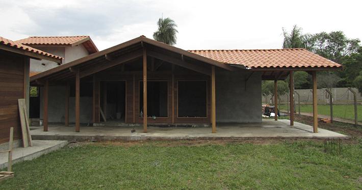 Projeto de 222,49m² com execução em Santa Maria da Serra – SP