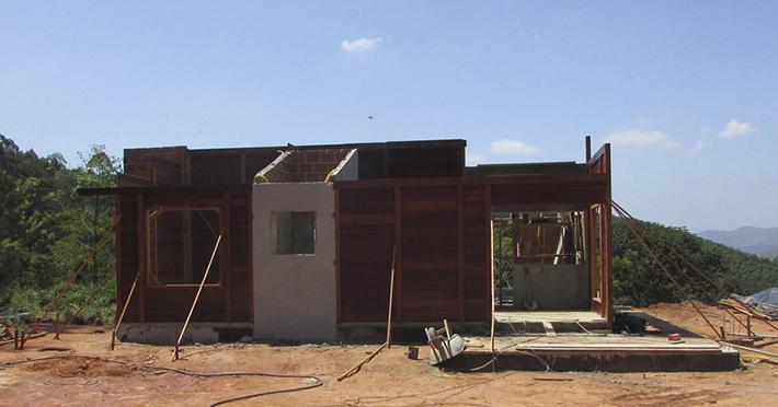 Projeto de 85,26m² com execução em Jambeiro – SP
