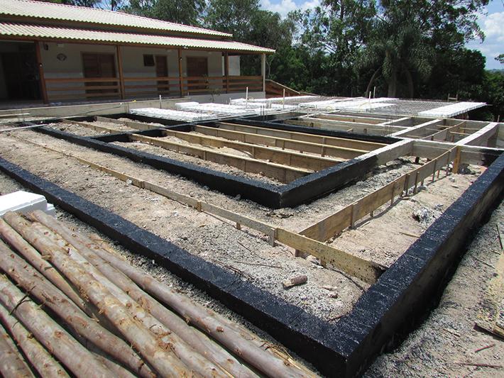casa de madeira pré-fabricada em Itapecerica – SP