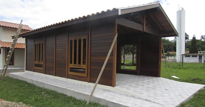 casa pré-fabricada em Santa Maria da Serra – SP