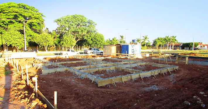 Projeto de casa de madeira pré-fabricada 125,17m² com execução em Rancharia – SP