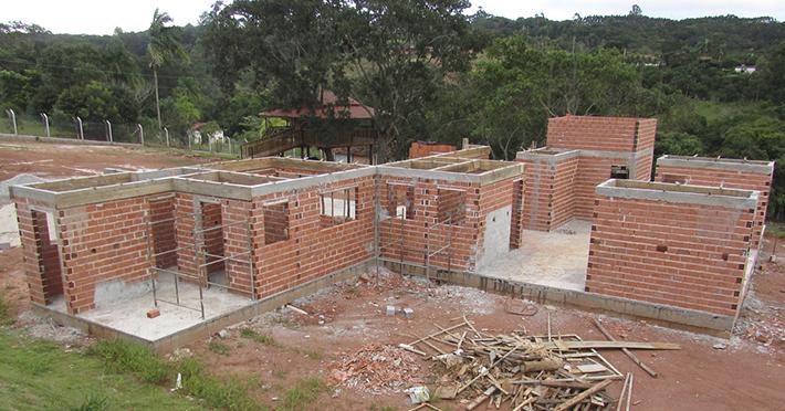 casa de madeira maciça em Jarinu - SP