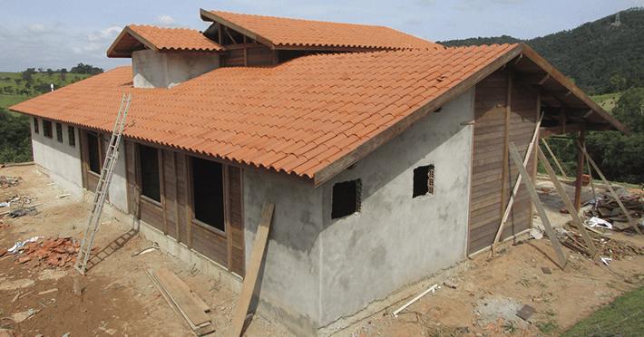 Projetos de 267,90m² e 60,64m² com execução em Campinas - SP
