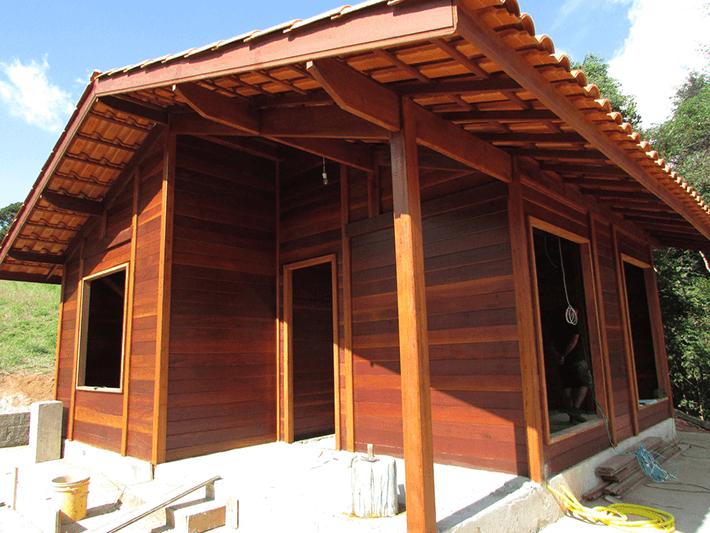 Projeto de 40,26m² com execução em Itamonte – MG