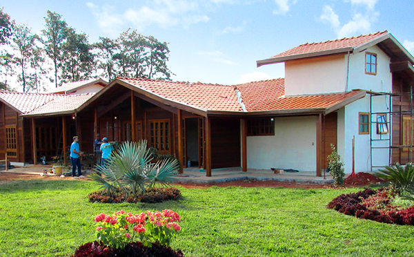 casa de madeira pré-fabricada Itápolis - SP