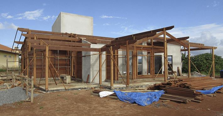 Projeto de 143,32m² com execução em Poços de Caldas – MG