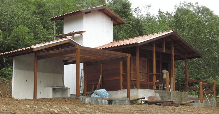 Projeto de 171,32m² com execução em Rio Grande da Serra - SP