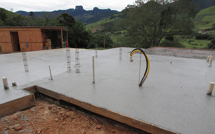 Projeto de 151,74m² com execução em São Bento do Sapucaí - SP
