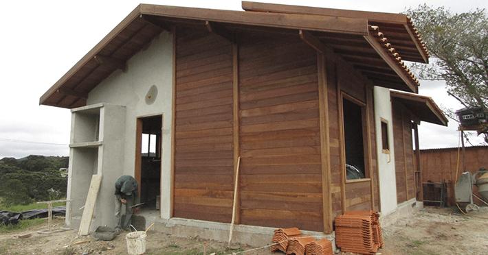 Projeto de 68,41m² com execução em São Bento do Sapucaí – SP