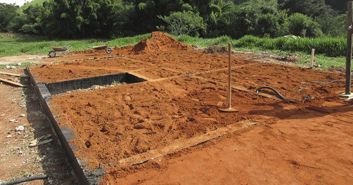 Projeto de 68,41m² com execução em Taubaté – SP