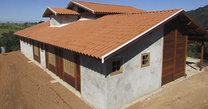 casa de madeira em Campinas - SP