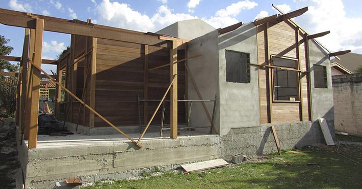 casa de madeira em Jundiaí – SP