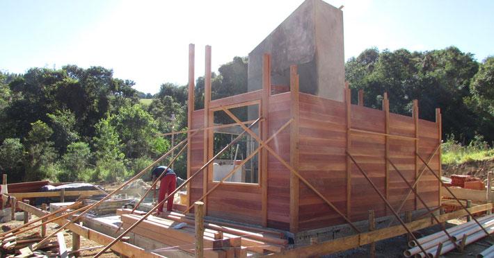 casa de madeira maciça Bueno Brandão – SP