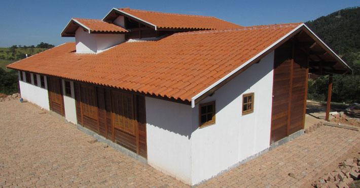 casa de madeira maciça em campinas sp
