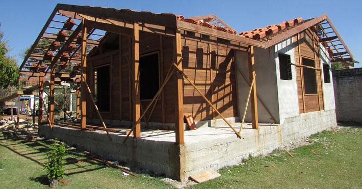 casa de madeira pré-fabricada em jundiaí sp