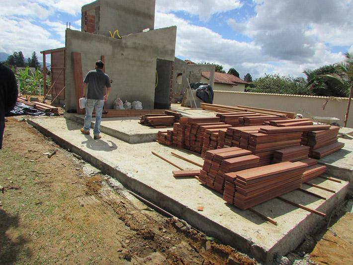 casa de madeira em Penedo – RJ