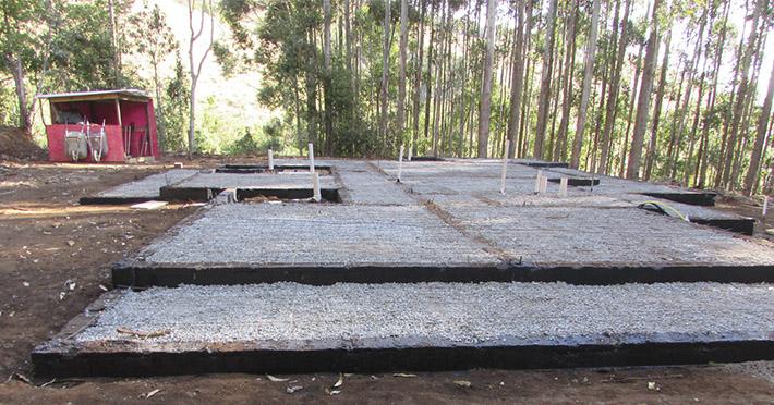casa de madeira em Camanducaia – MG