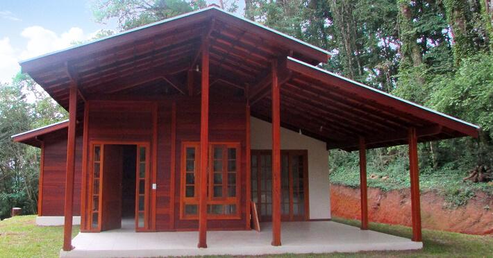 Algumas obras em execução da Brasil Casas de Madeira – Outubro/ 2019