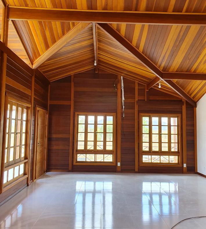 casa de madeira em João Pessoa – PB