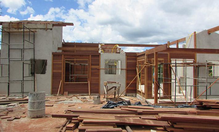 casa de madeira em Santo Antônio do Pinhal – SP