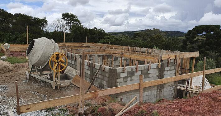 casa de madeira pré-fabricada em São Bento do Sapucaí – SP