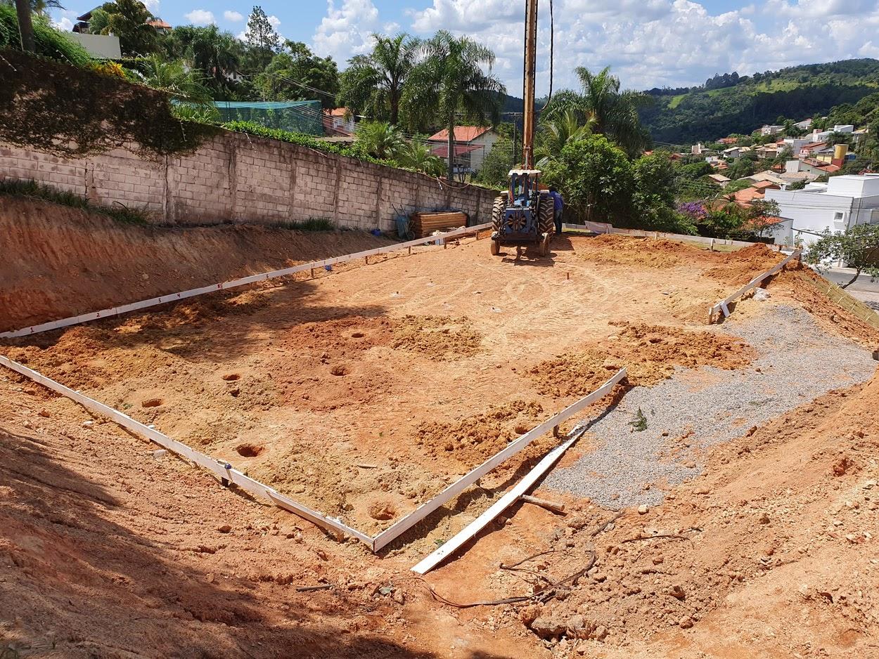Projeto de 190,52m² com execução em Campinas - SP