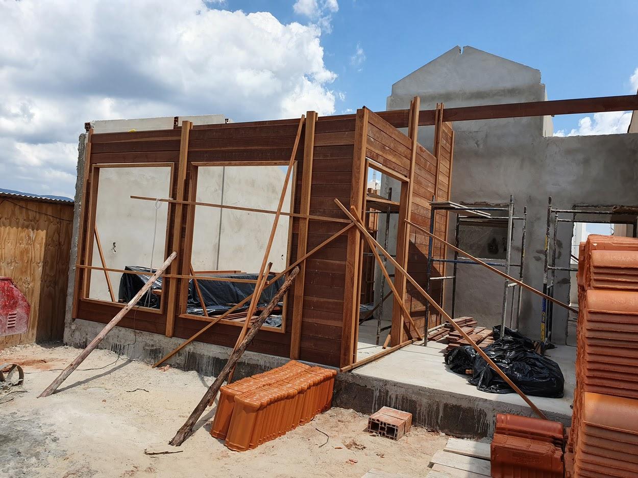 Projeto de 96,59m² com execução em Jundiaí - SP