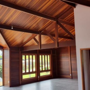 obras fevereiro brasil casas de madeira