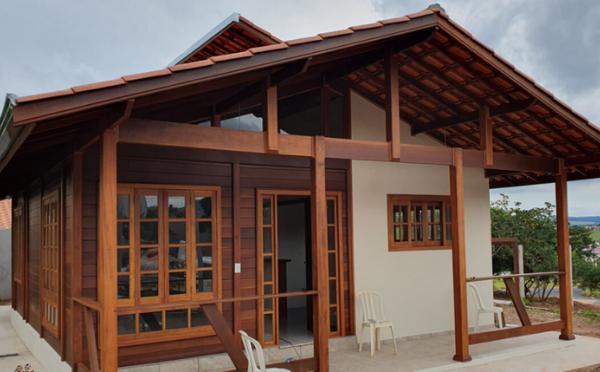 obras abril brasil casas de madeira
