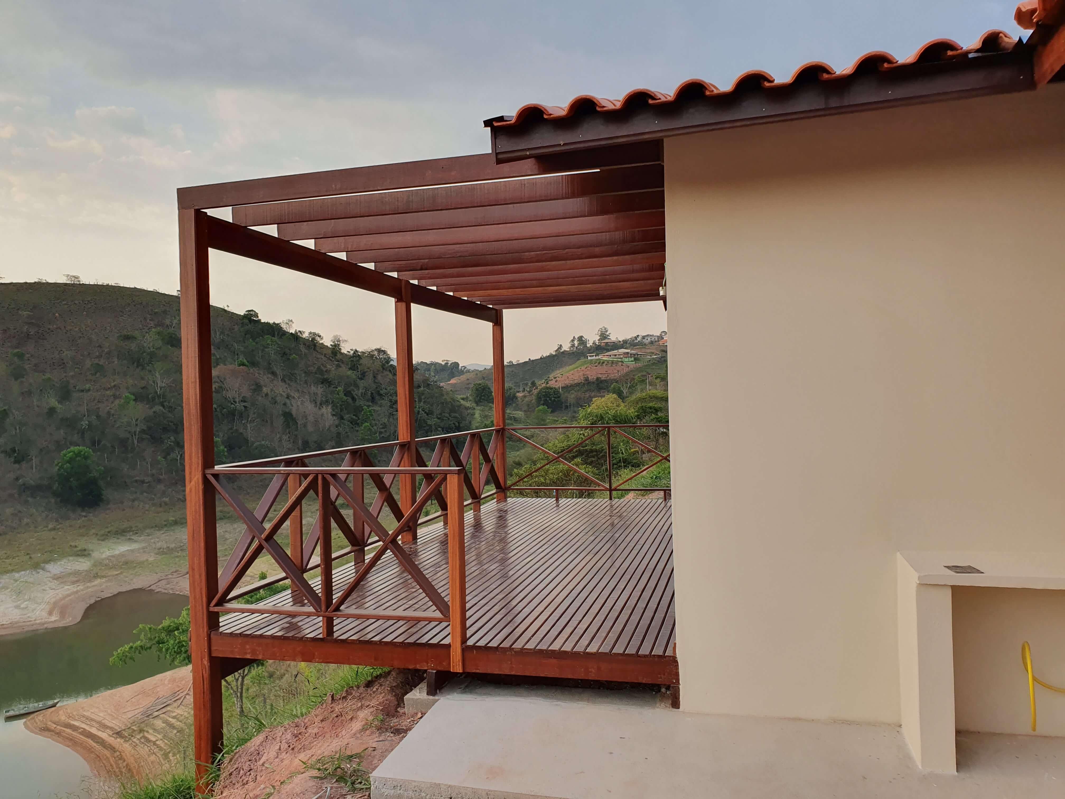 Projeto de 161,58m² com execução em Redenção da Serra - SP