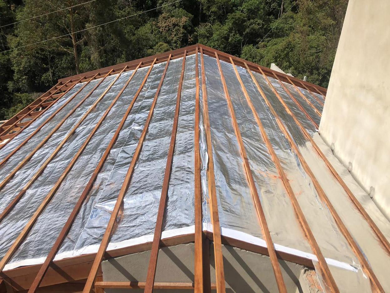 projeto casa de madeira Itamonte-MG