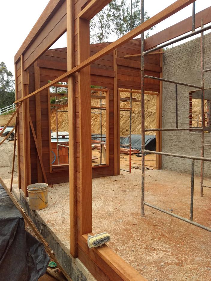projeto casa de madeira Maria Da Fé-MG