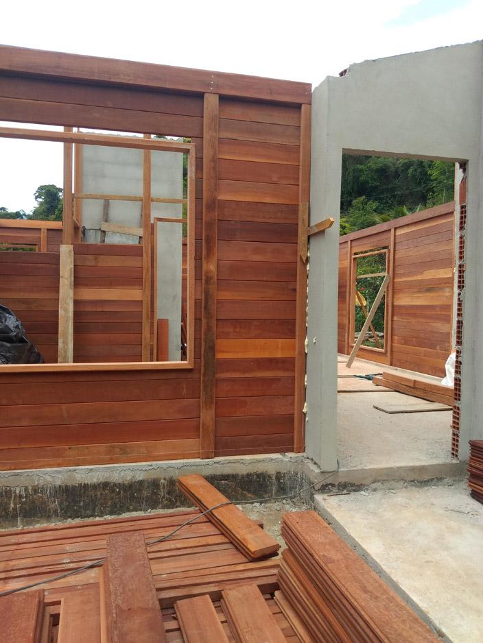 projeto casa de madeira Penedo-RJ