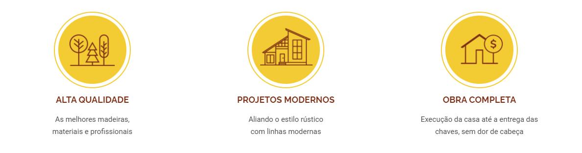 brasil casas de madeira como funciona