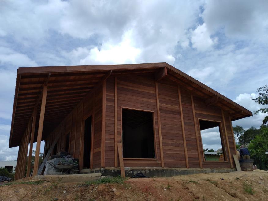 cada de madeira etapa instalacao eletrica e hidraulica sorocaba - sp