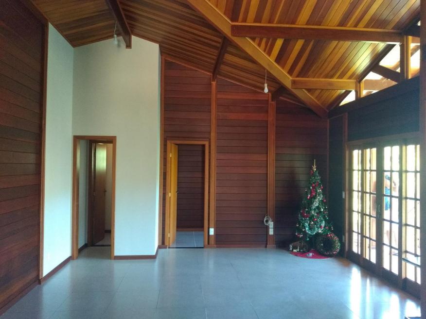 casa de madeira etapa finalizadas nazare paulista - sp