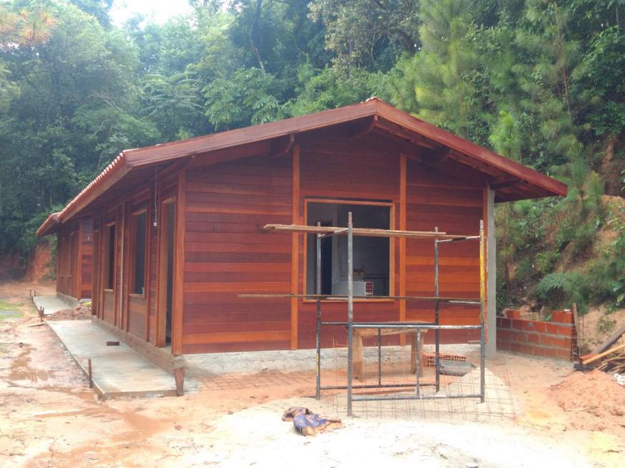 cada de madeira etapa finalizacao e acabamento itatiba - sp