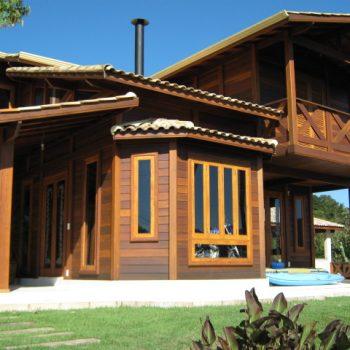 Casa de Madeira Maciça: como é feito o orçamento do projeto