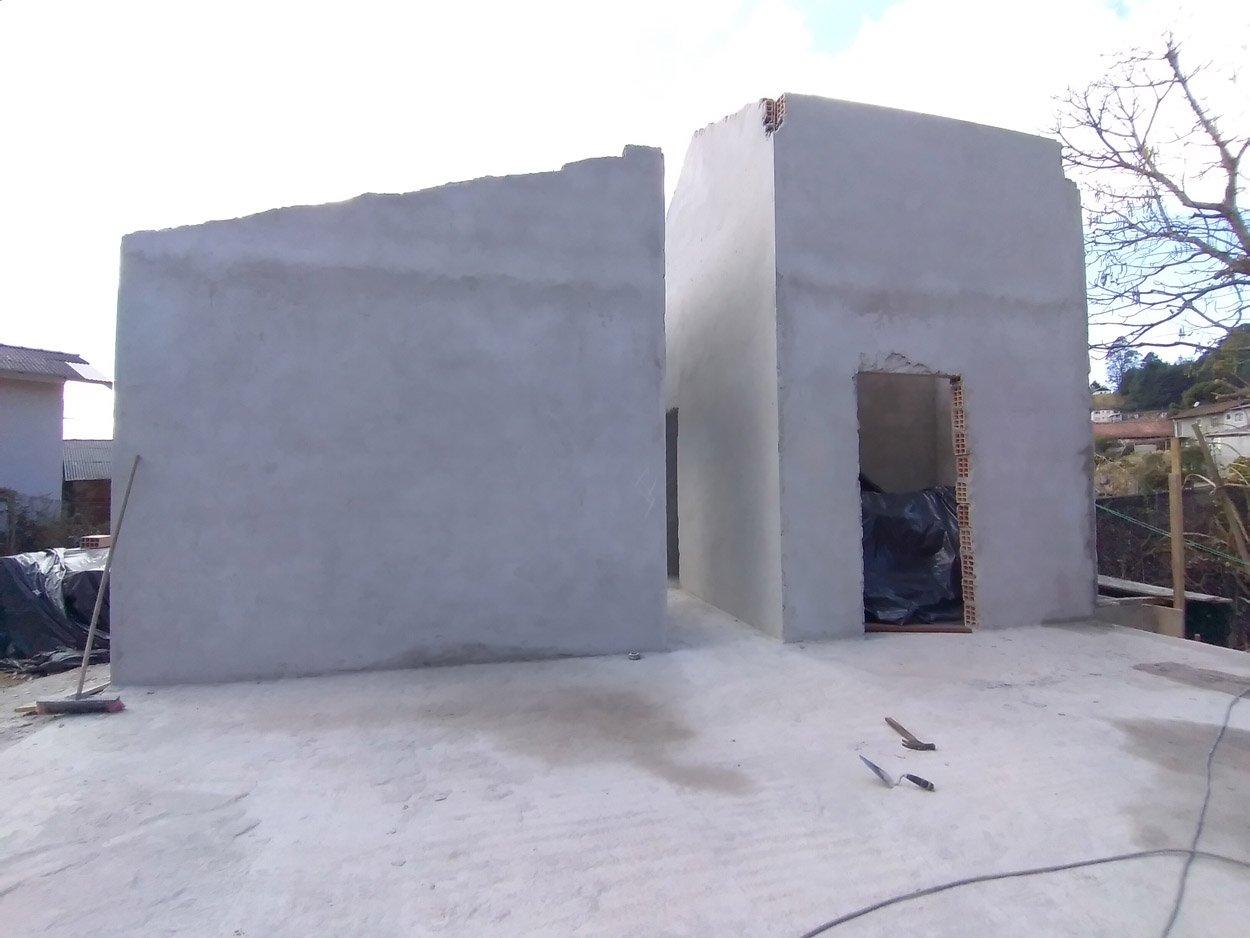 Projeto de 74,93m² com execução em Campos do Jordão – SP